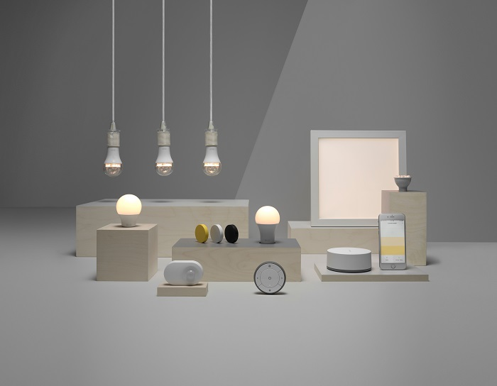 Smart Lighting IKEA