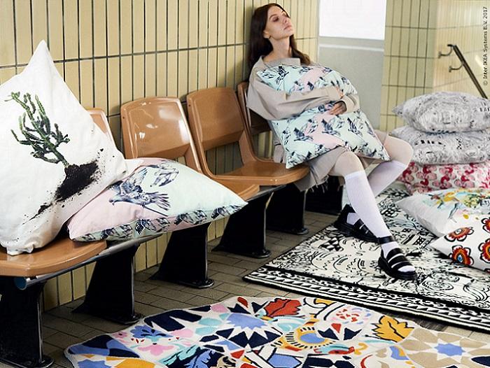 edicion limitada stunsig ikea alfombras