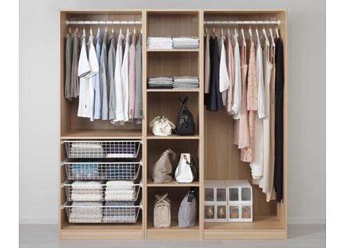 Diferentes opciones de armarios modulares ikea para tu ropa - Ikea armarios modulares ...