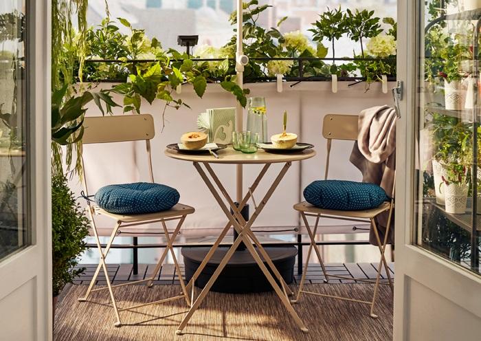 novedades de ikea jardin 2017 conjunto mesa sillas saltholmen