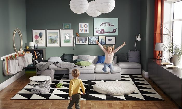 nuevo puf IKEA