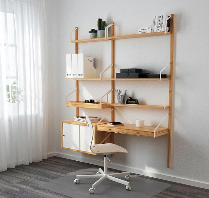 SVALNAS los nuevos estantes de pared Ikea modulares