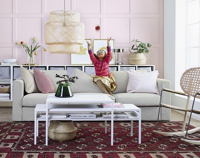 VIMLE, el nuevo sofá personalizable de Ikea con chaise longue y más