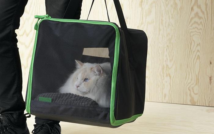 transportín gato de ikea