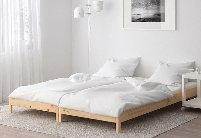 Las camas apilables de Ikea estilo Montessori para niños (y no tan niños)