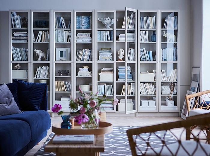 Crea tu rinc n de lectura con las mejores estanter as para - Ikea estanterias ninos ...