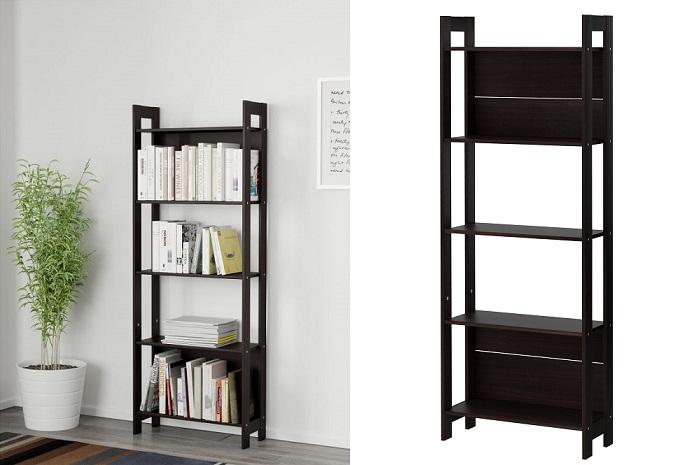 Crea tu rinc n de lectura con las mejores estanter as para libros de ikea - Estanteria pared ...
