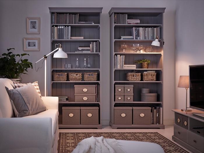 Crea tu rinc n de lectura con las mejores estanter as para for Estanterias para libros