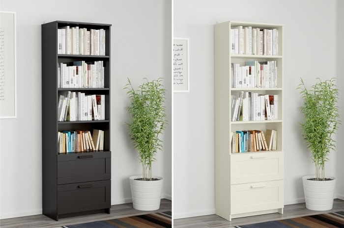 Crea tu rinc n de lectura con las mejores estanter as para libros de ikea - Ikea estanterias librerias ...