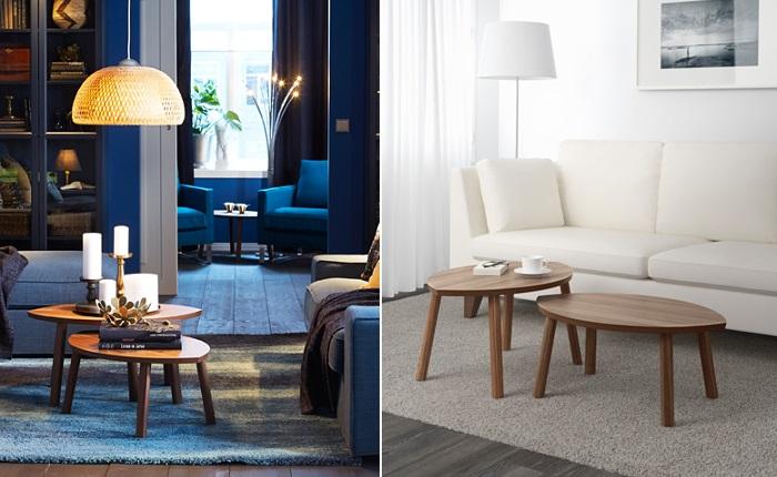 mesas de centro nido Ikea
