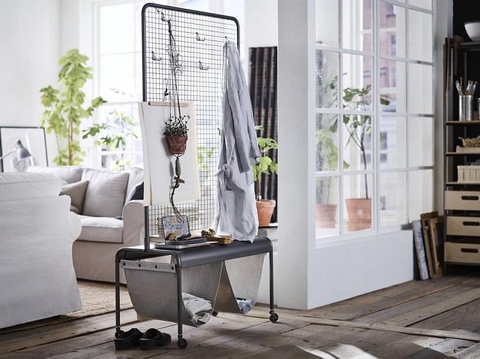 Separa ambientes con un biombo ikea moderno y muy pr ctico - Biombos casa home ...
