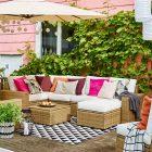 decorar tu terraza o balcón con Ikea
