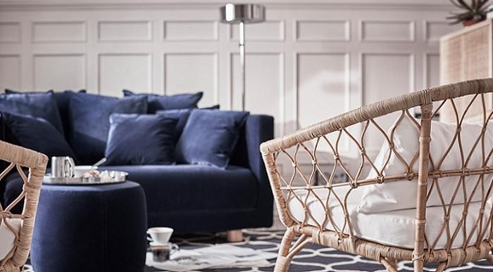 Los mejores sillones de mimbre ikea para tu sal n o terraza - Sillones para dormitorios ikea ...