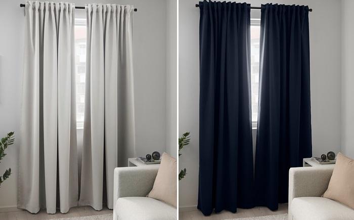 majgull cortinas opacas ikea