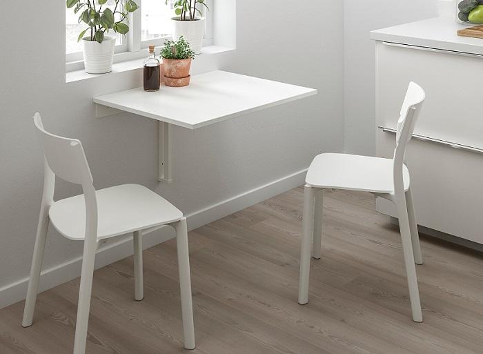 mesa abatible Ikea para cocinas