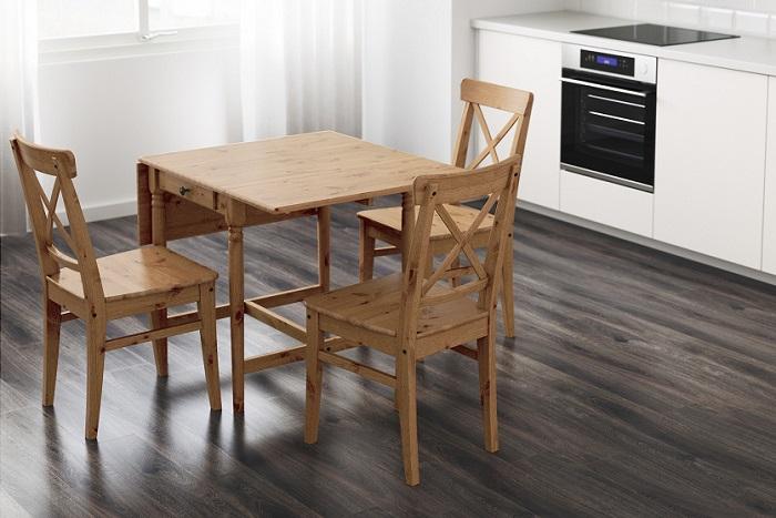 mesa pequeña de cocina ikea