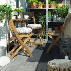 muebles para balcón IKEA