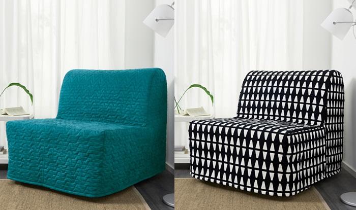 Elige El Sill N Cama Ikea Perfecto Para Tu Sal N