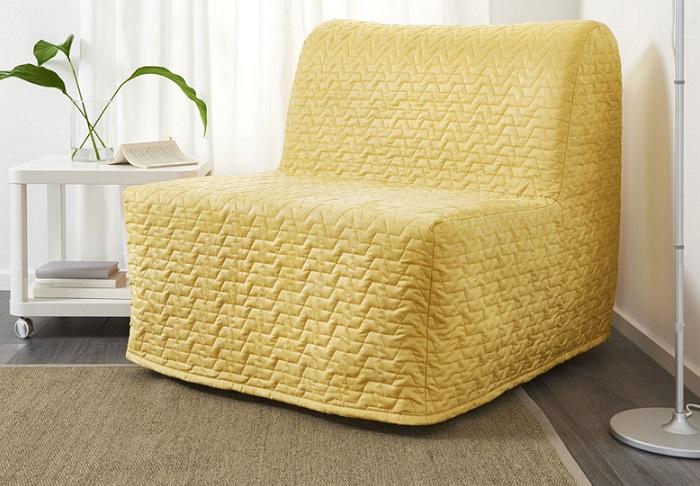 Elige el sill n cama ikea perfecto para tu sal n for Sillon cama pequeno