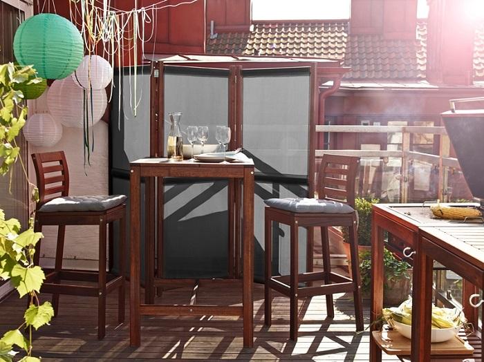 mesa alta ikea exterior