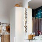 apliques de baño ikea