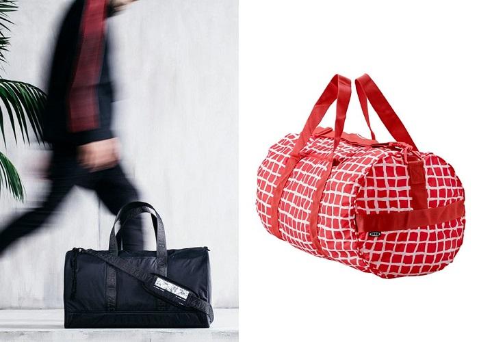 bolsas de viaje ikea
