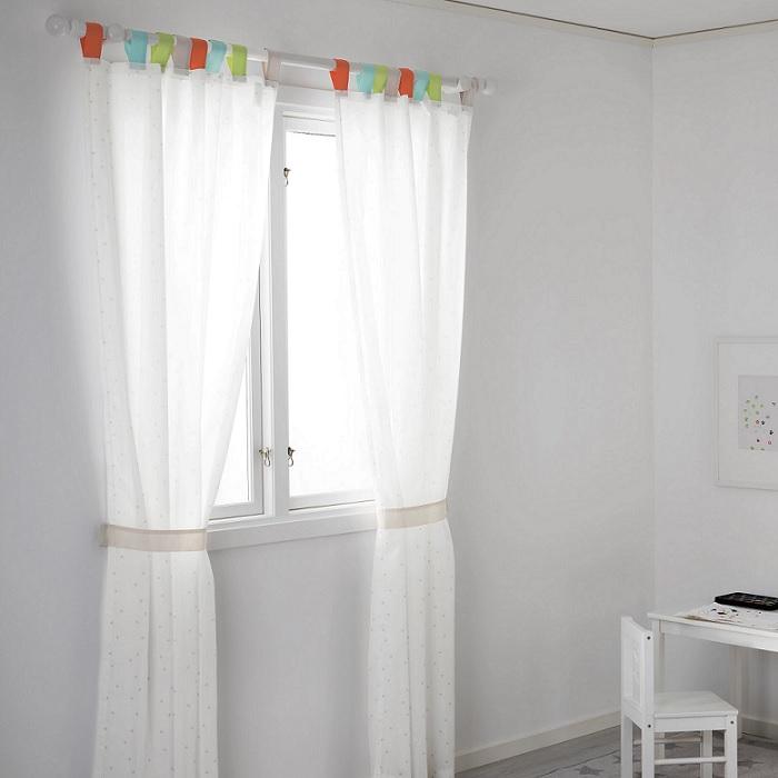 cortinas infantiles ikea HIMMELSK