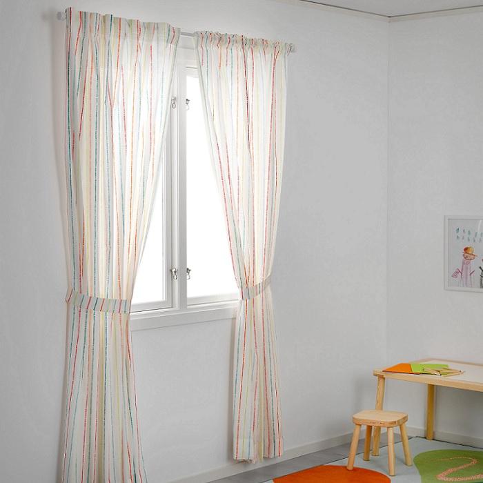 las cortinas infantiles ikea para dormitorios de ni os muy