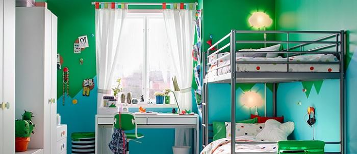 cortinas infantiles ikea