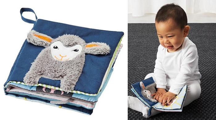 juguetes ikea para bebes libro cuento de peluche