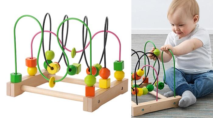 juguetes ikea para bebes looping