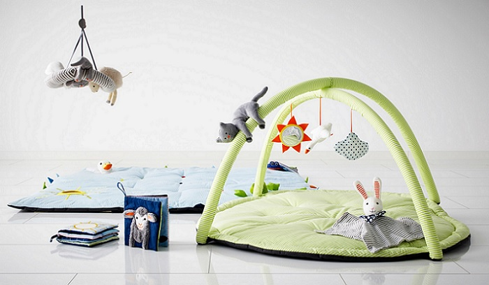 juguetes Ikea para bebés