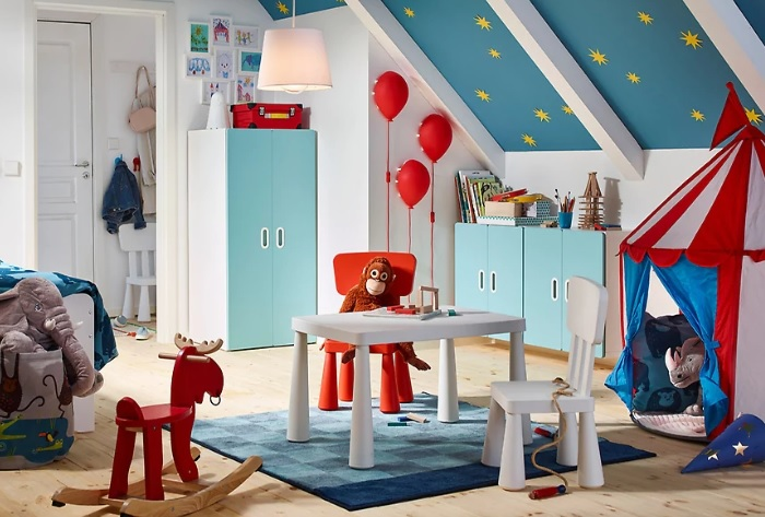Elige la silla infantil ikea perfecta para el dormitorio for Sillas para dormitorio ikea
