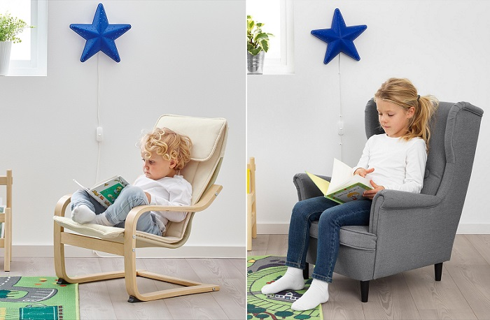 sillones infantiles ikea