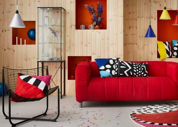 gratulera una edicion limitada ikea muebles clasicos años 70