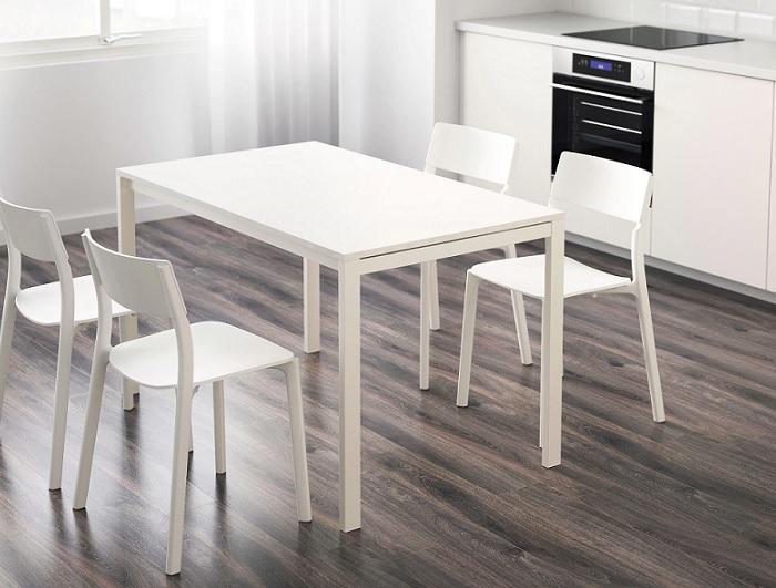 Gu a con 6 mesas ikea baratas para un comedor low cost for Mesas estilo nordico baratas