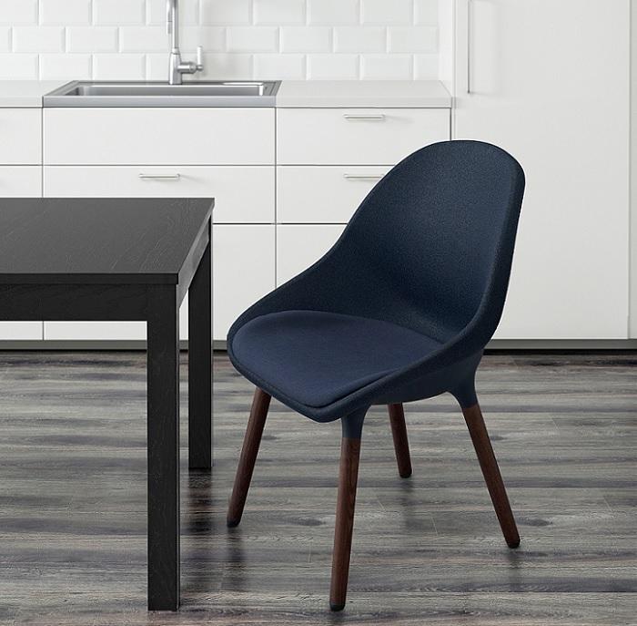 Baltsar las nuevas sillas de comedor ikea n rdicas y for Sillas de comedor ikea