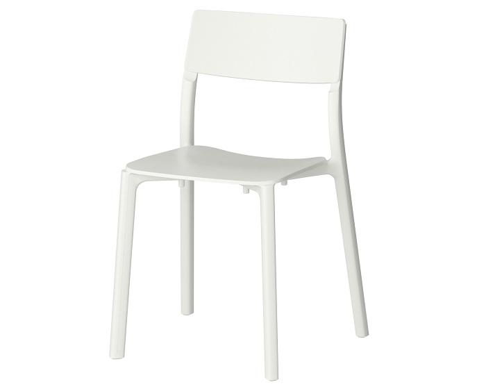 JANINGE sillas blancas ikea