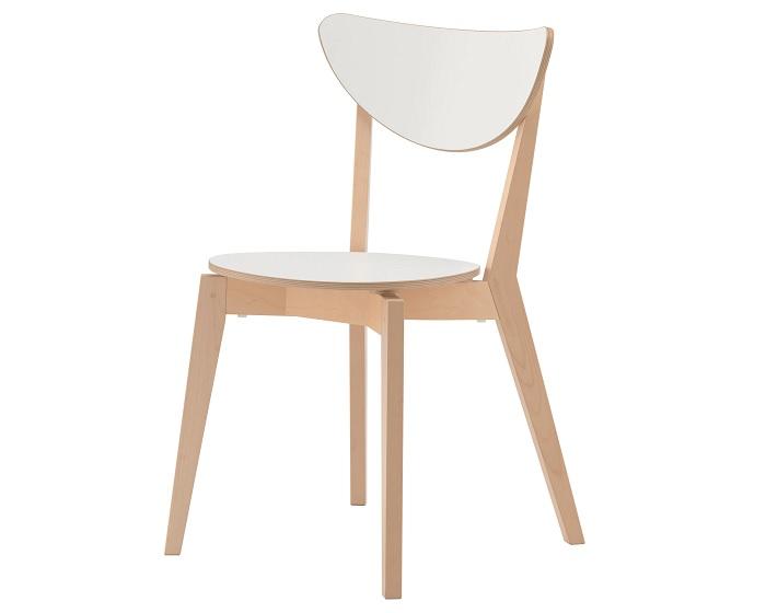 NORDMYRA sillas blancas ikea