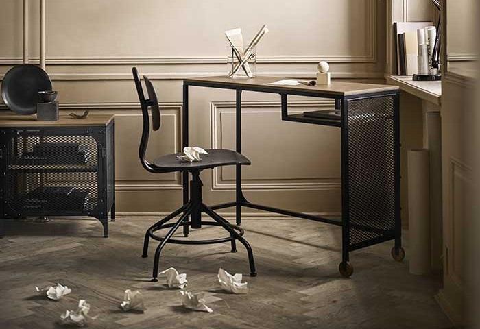 mesa IKEA para el ordenador