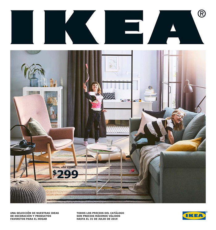 portada catálogo ikea 2019