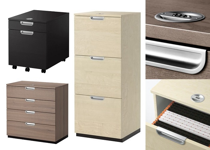 archivadores ikea GALANT