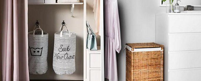 cesto ropa sucia Ikea