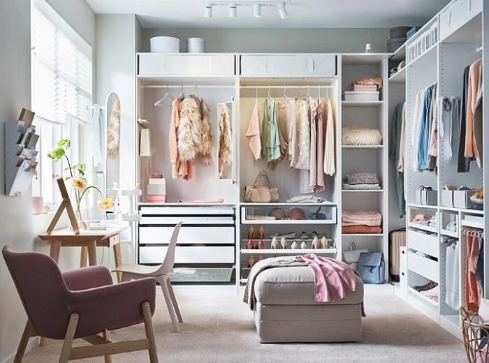 dormitorios ikea 2019 vestidor