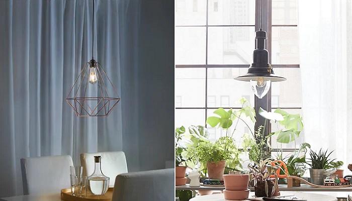 lampara industrial ikea