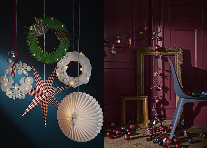 navidad ikea 2018 adornos navideños