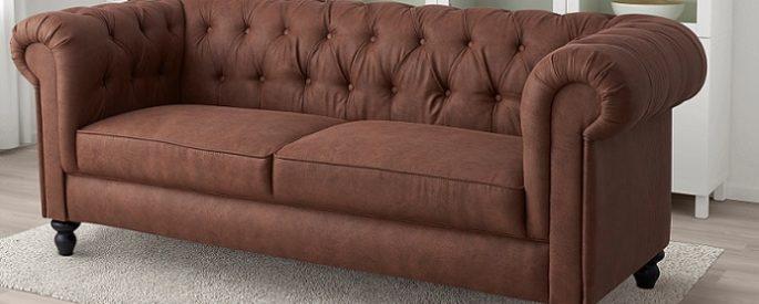 sofa chester de ikea