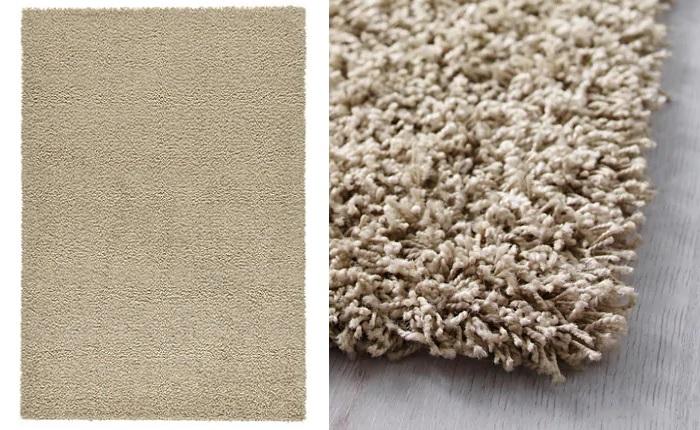 Las mejores alfombras baratas ikea para decorar tu sal n o comedor - Ikea catalogo alfombras ...