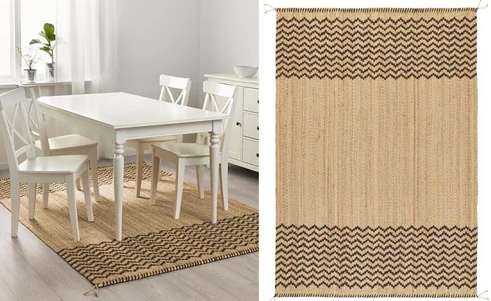 alfombras baratas Ikea LÖNHOLT
