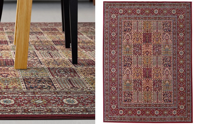Las mejores alfombras baratas ikea para decorar tu sal n o comedor - Alfombras baratas ikea ...